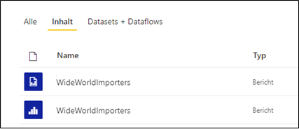 Power BI paginated Reports 4